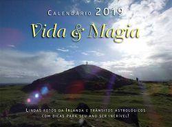 Calendário 2019 Vida & Magia