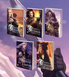 Os Dragões de Titânia: A Coleção Completa