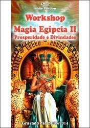 DVD Workshop Magia Egípcia II