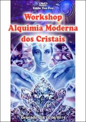 DVD Workshop Alquimia Moderna dos Cristais