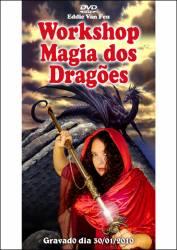 DVD Workshop Magia dos Dragões