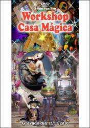 DVD Workshop Casa Mágica
