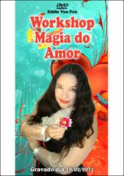 DVD Workshop Magia do Amor