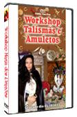 DVD Workshop Talismãs e Amuletos