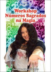 DVD Workshop Números Sagrados na Magia